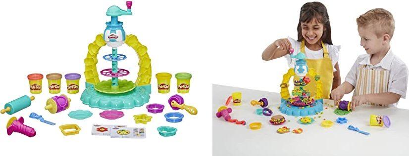 Play Doh - Dulce Fábrica de Cookies (Hasbro E5109EU4) detalles