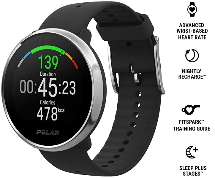 Reloj de fitness Polar Ignite