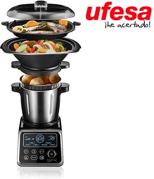Robot de Cocina Ufesa Totalchef