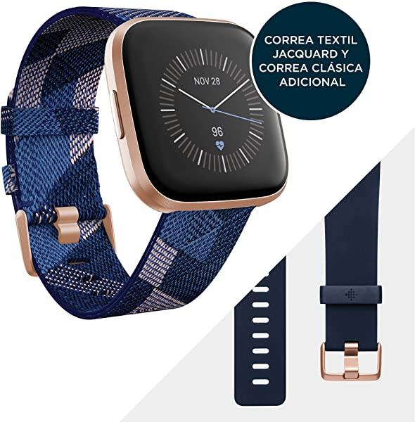 Smartwatch Fitbit Versa 2 (Edición Especial)