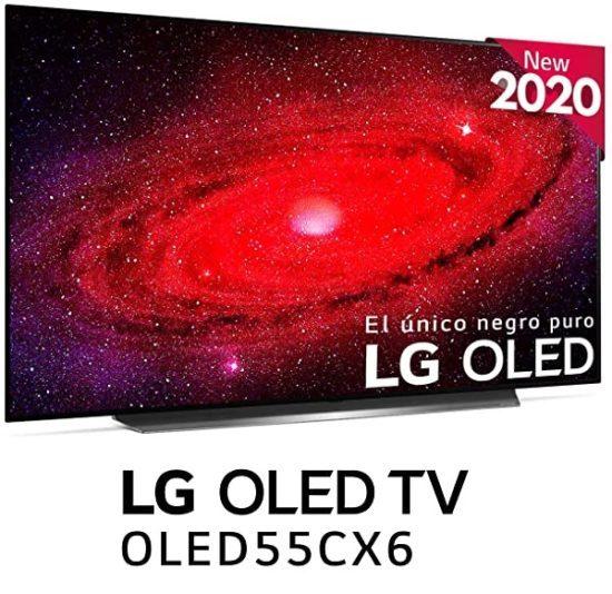 "LG OLED55CX-ALEXA (55"") - Smart TV 4K OLED"