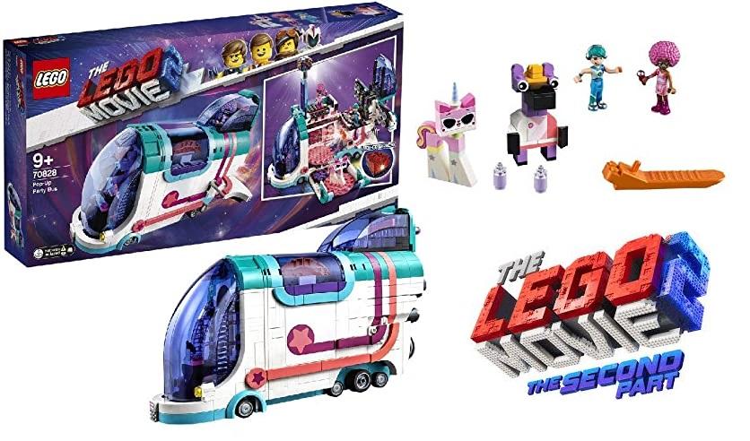 LEGO Fiestabús Pop-Up PELÍCULA 2 (70828)