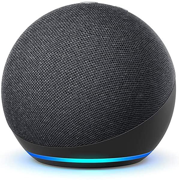 Nuevo Echo Dot (4.ª generación) Altavoz inteligente con Alexa