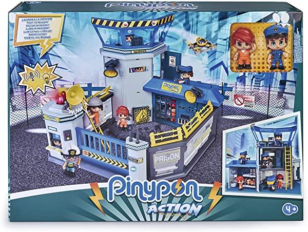 Pinypon Action - Ladrón a la Prisión (700015802)