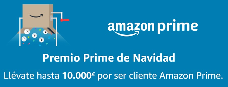 Premio Prime de Navidad 10000€