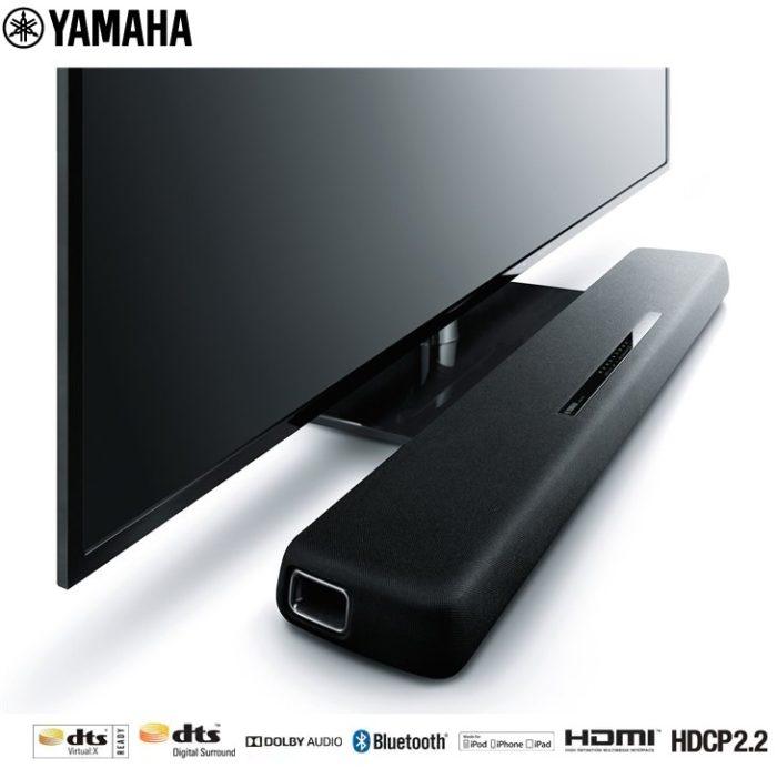 Barra de Sonido Yamaha YAS-107