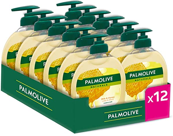 Palmolive Naturals de leche y miel