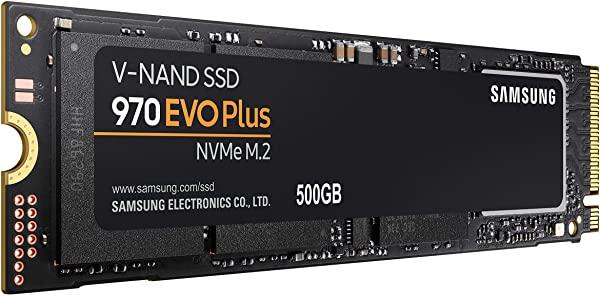 Samsung 970 EVO Plus - SSD NVMe M.2