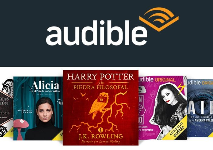Audible de Amazon gratis 3 meses