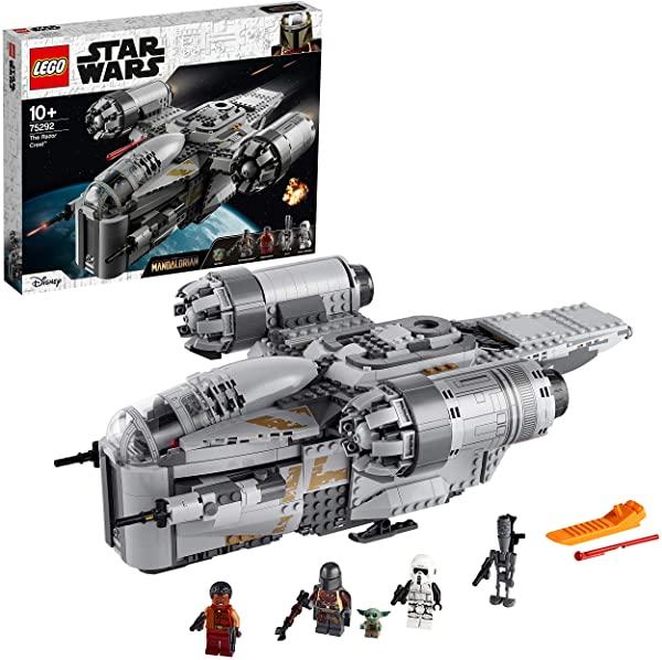 LEGO Star Wars The Mandalorian The Razor Crest (75292)