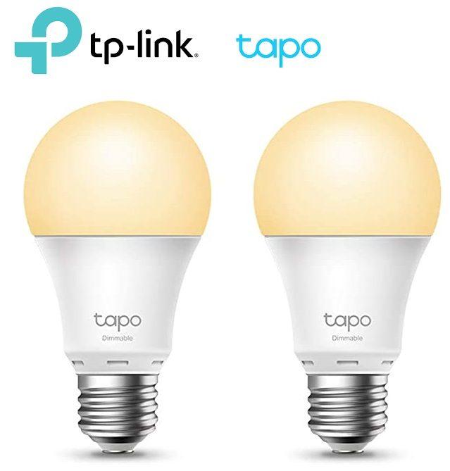 Pack x 2 Bombilla Inteligente TP-Link Tapo L510E