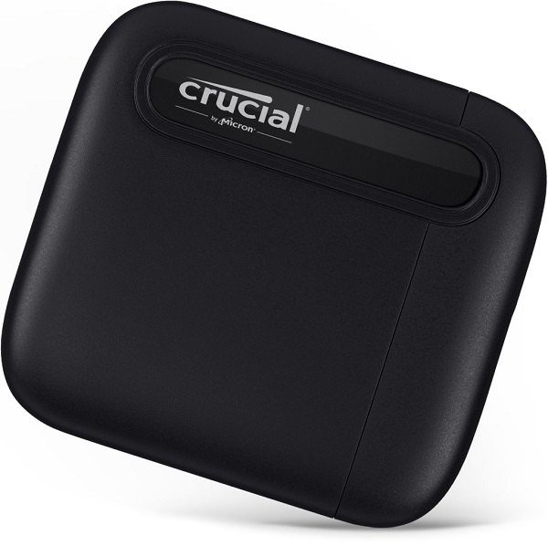 SSD portátil Crucial X6