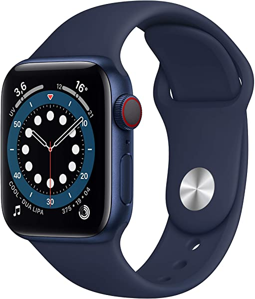 Apple Watch Series 6 (GPS + LTE)