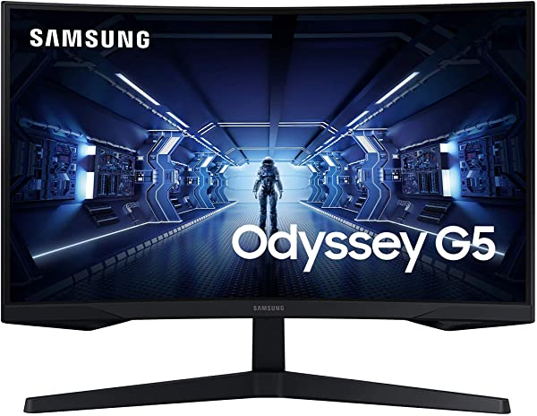Samsung LC32G53TQWUXEN - Monitor curvo gaming 32''