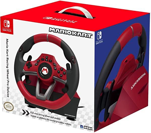 Volante Mario Kart Racing Wheel Pro Deluxe