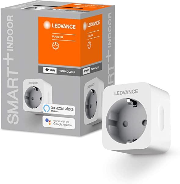 Enchufe inteligente LEDVANCE SMART + WiFi