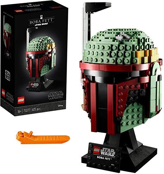 LEGO Star Wars Casco de Boba Fett (75277)
