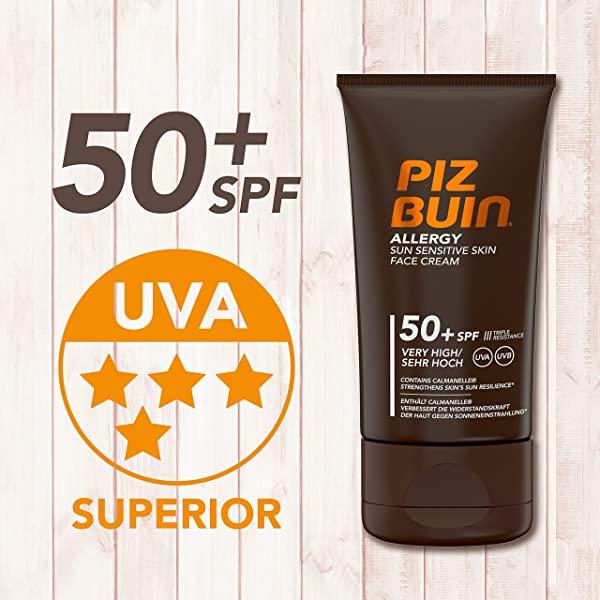 Piz Buin Allergy Protector Solar Facial SPF 50+