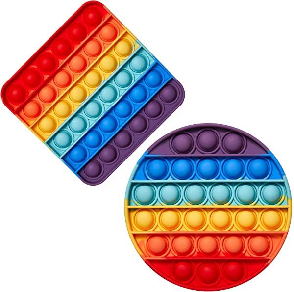 Fidget Toys Push Bubble Antiestrés