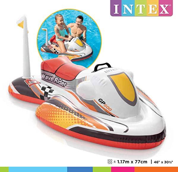 Intex 57520NP - Moto acuática hinchable