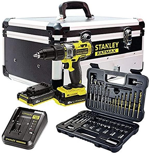 Kit STANLEY FATMAX FMCK625D2F-QW