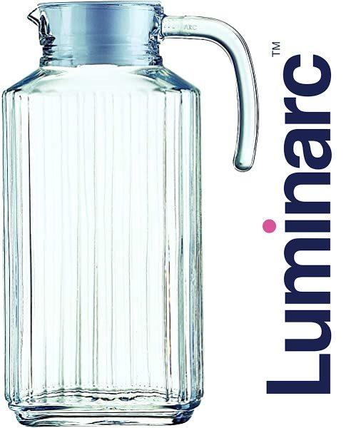 Jarra para Frigorífico Luminarc Arcoroc Quadro de 1.7 litros