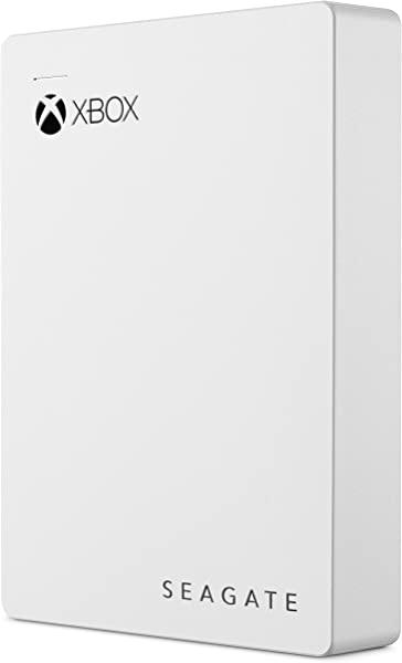 ¡Chollo! Disco duro Seagate Game Drive 4TB + 2 meses Xbox Game Pass