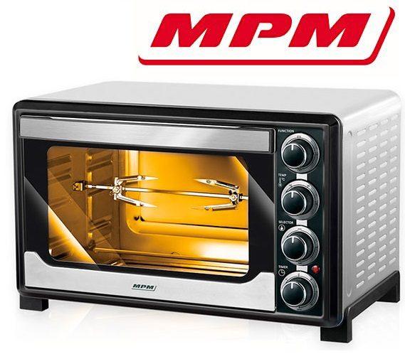 Horno Eléctrico Mpm MPE-06/T