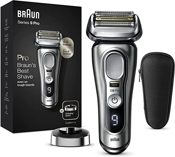 Afeitadora Braun Series 9 Pro modelo 9417 S