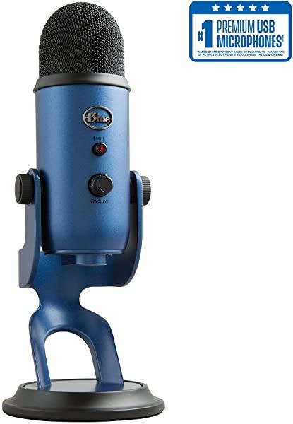 Micrófono profesional Yeti Blue
