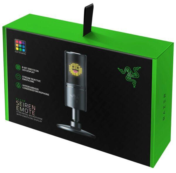 Micrófono Condensador Razer Seiren Emote