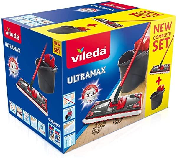 Set de limpieza Vileda Ultramax